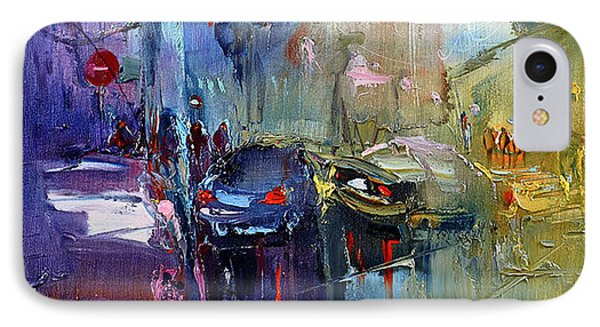 Oil Painting Phone Case by Timorinelt Tryptykieu