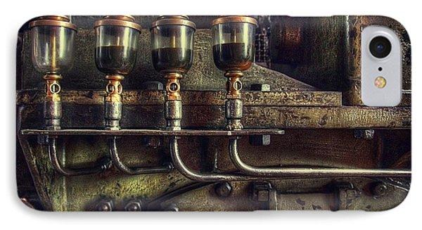 Oil Valves IPhone Case