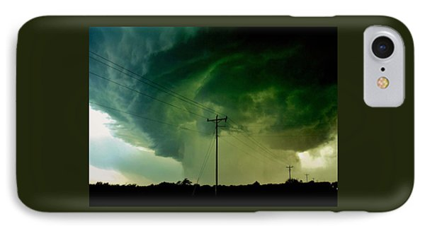 Oklahoma Mesocyclone IPhone Case