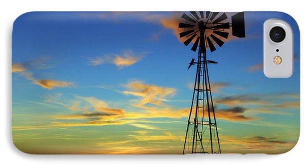 Oklahoma Skies 2 IPhone Case by Jim McCain