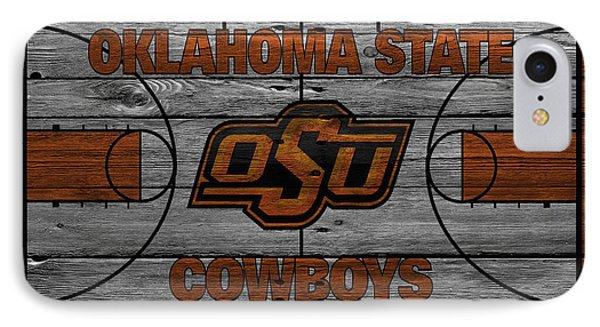 Oklahoma State Cowboys IPhone Case by Joe Hamilton