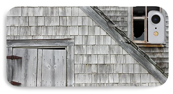 Old Abandoned Building IPhone Case by Keith Webber Jr