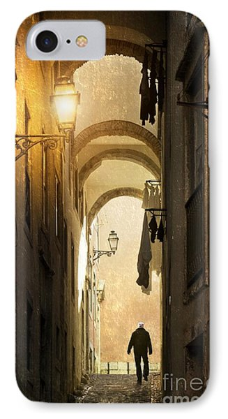 Old Alley IPhone Case by Carlos Caetano