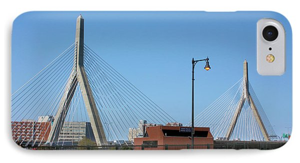 Old And New Boston Phone Case by Kristin Elmquist