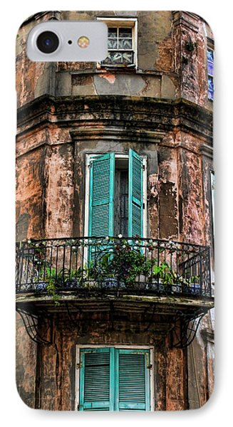 Old And Weathered IPhone Case by Judy Vincent