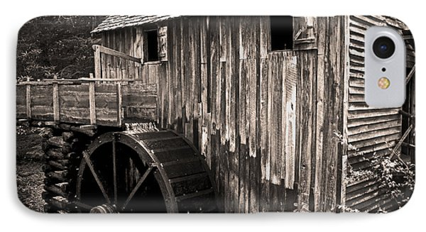 Old Appalachian Mill Phone Case by Paul W Faust -  Impressions of Light