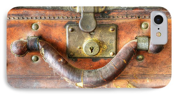 Old Baggage Phone Case by Bob Christopher