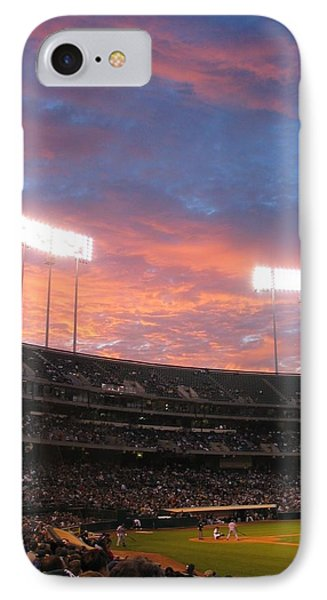 Old Ball Game IPhone Case by Photographic Arts And Design Studio