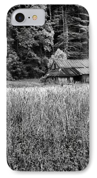 Old Barn 02 IPhone Case