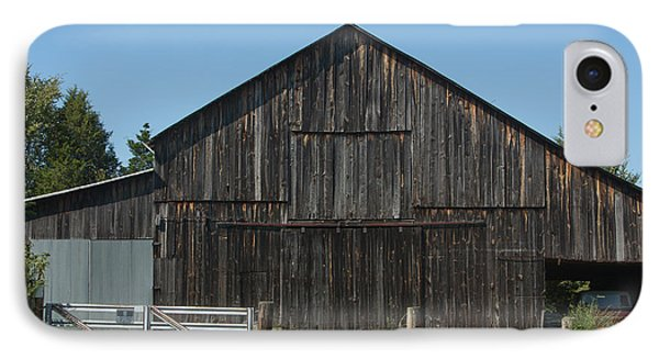 Old Barn And Truck IPhone Case