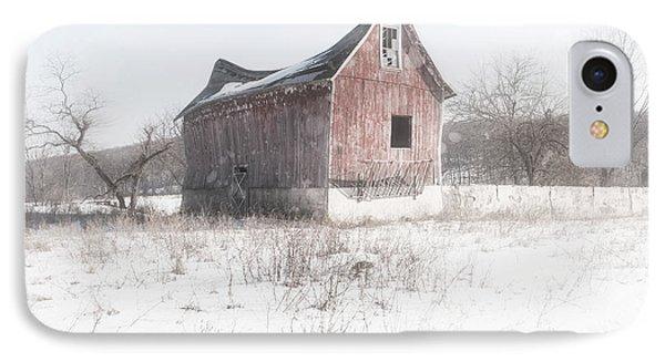 Old Barn - Brokeback Shack Phone Case by Gary Heller