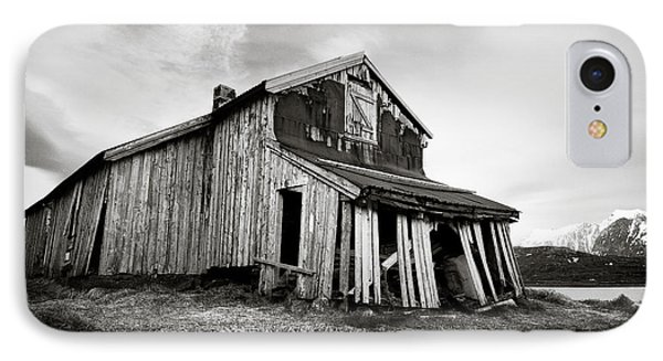 Old Barn IPhone Case by Dave Bowman