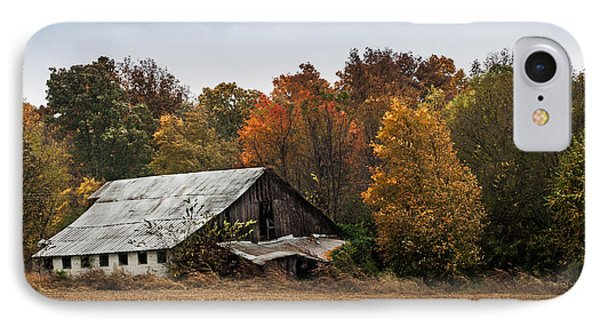 IPhone Case featuring the photograph Old Barn by Debbie Green