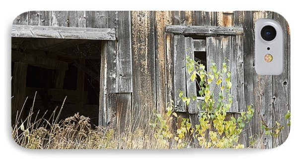 Old Barn In Fall Maine Phone Case by Keith Webber Jr