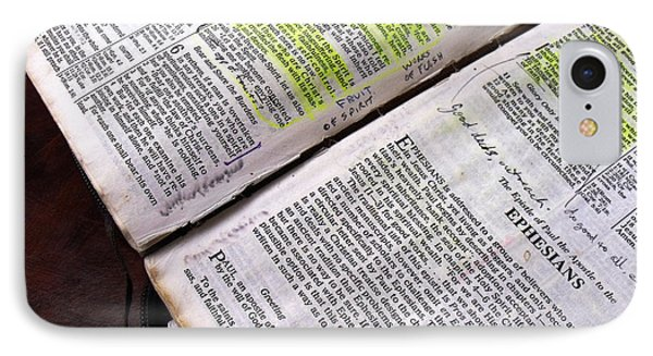Old Bible IPhone Case
