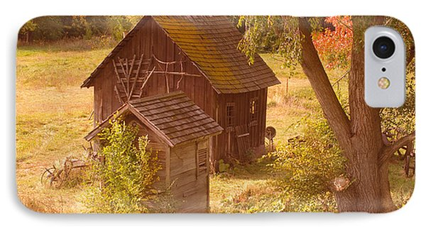 Old Blacksmiths Shop  Phone Case by Jeff Swan