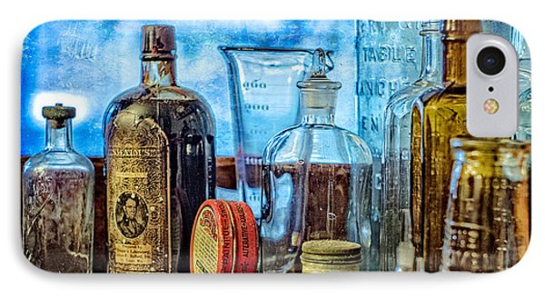 Old Bottles    Color IPhone Case by Wayne Meyer