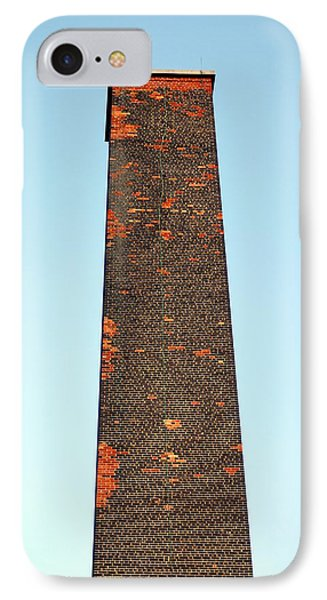 Old Brick Stack Phone Case by Valentino Visentini