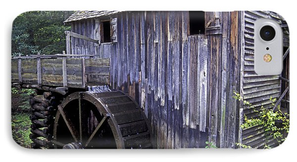 Old Cades Cove Mill Phone Case by Paul W Faust -  Impressions of Light