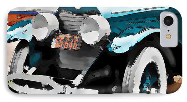 IPhone Case featuring the photograph Old Car by Robert Smith