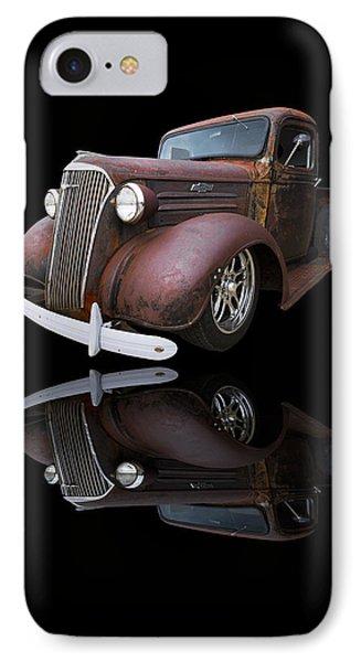 Old Chevy Phone Case by Debra and Dave Vanderlaan