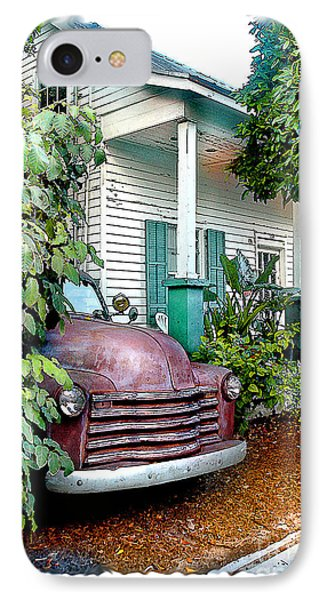 Old Chevy IPhone Case by Linda Olsen