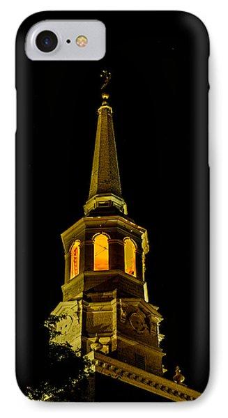 Old Christ Church Phone Case by Louis Dallara
