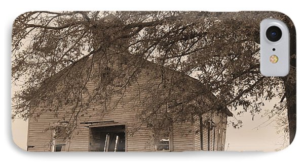 Old Church Rolling Fork Ms IPhone Case