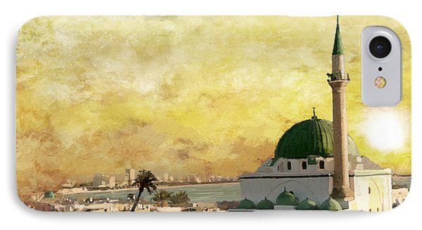Old City Of Acre IPhone Case by Catf