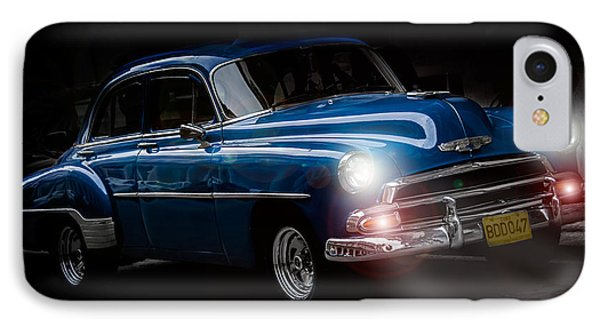 Old Classic Car I IPhone Case by Patrick Boening