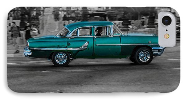 Old Classic Car IIi IPhone Case by Patrick Boening