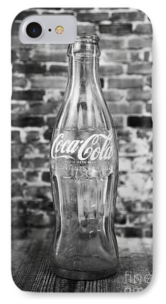 Old Cola Bottle IPhone Case