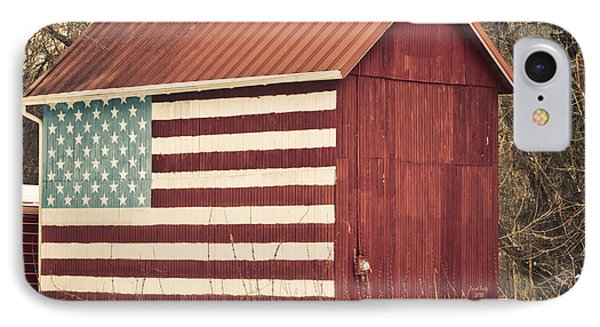 Old Country America Phone Case by Trish Tritz