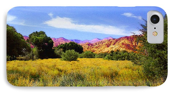 IPhone Case featuring the photograph Old Covington Ranch by Timothy Bulone