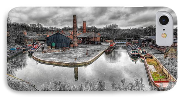 Old Dock IPhone Case by Adrian Evans