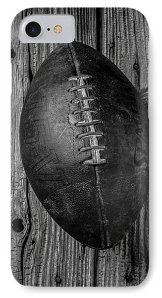 Old Football IPhone 7 Case