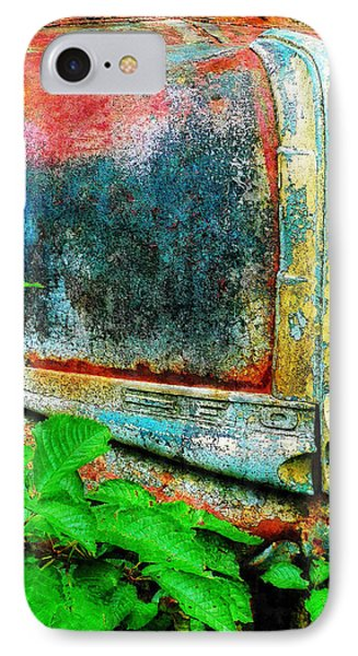 Old Ford #1 IPhone Case by Sandy MacGowan