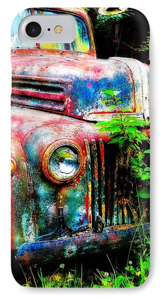 Old Ford #2 IPhone Case
