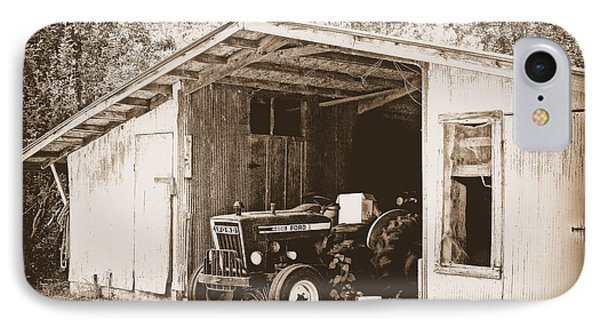 IPhone Case featuring the photograph Old Ford by Faith Williams