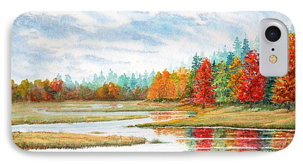 Old Forge Autumn IPhone Case