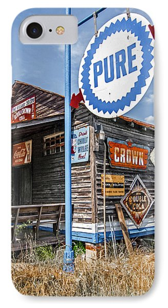 Old General Store IPhone Case by Marion Johnson
