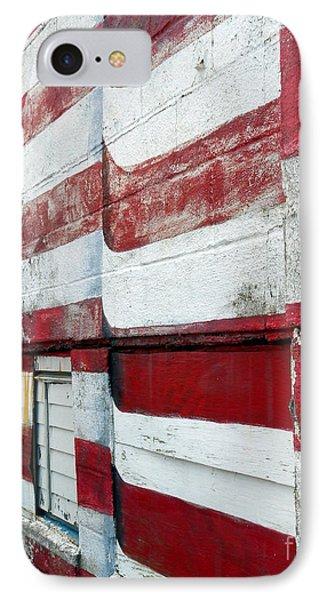 Old Glory Mural Phone Case by Robert Riordan