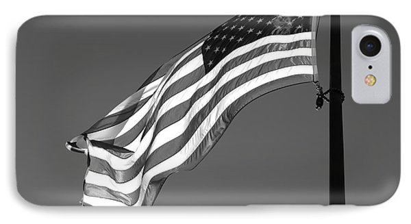 IPhone Case featuring the photograph Old Glory by Ron White