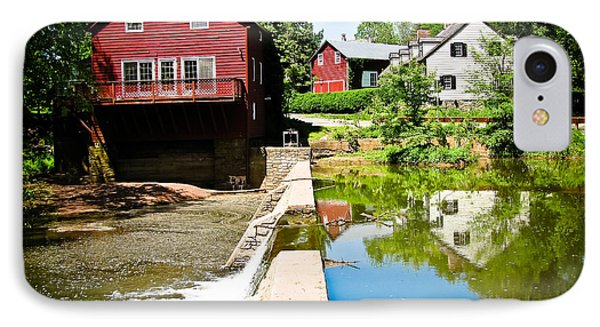 Old Grist Mill  Phone Case by Colleen Kammerer
