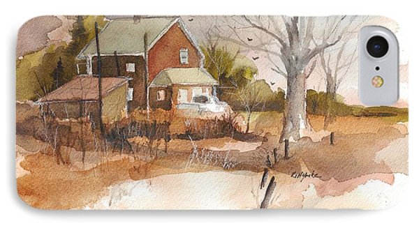 Old Home Place Phone Case by Robert Yonke