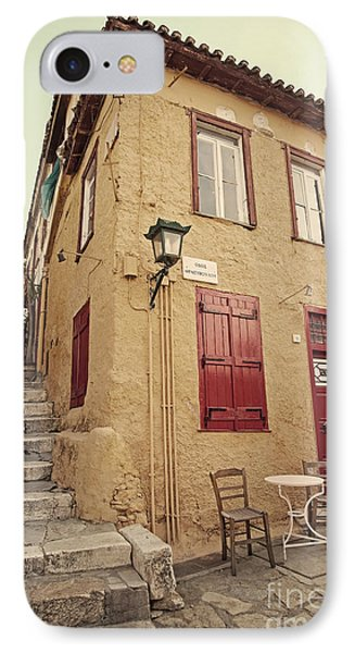 IPhone Case featuring the photograph Old House  by Aiolos Greek Collections