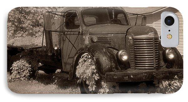 Old International Truck IPhone Case