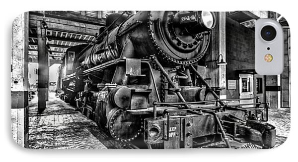 Old Iron Horse IPhone Case