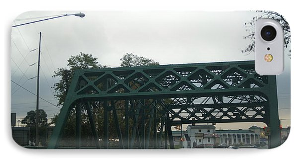 Old Iron Bridge IPhone Case by Rob Luzier