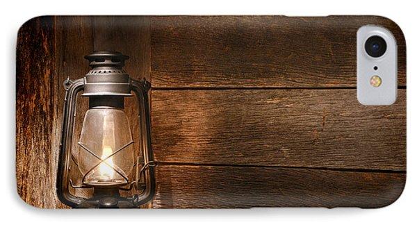 Old Kerosene Light IPhone Case